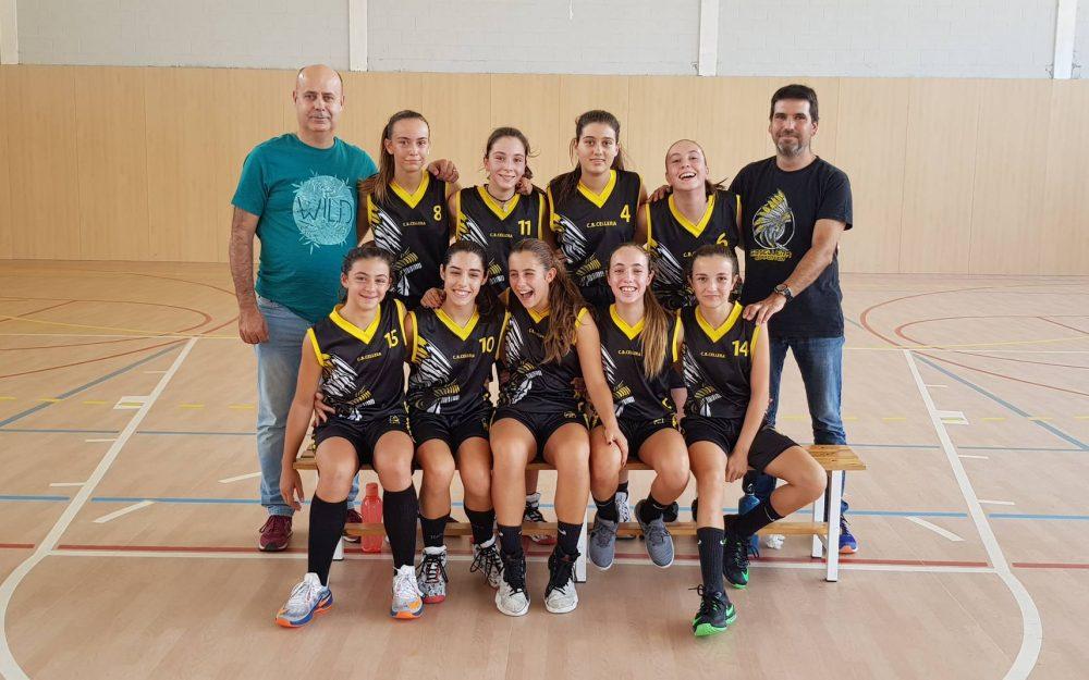 2018-10-06 Cadet Femení Unió Esportiva Cellera Amer (2)