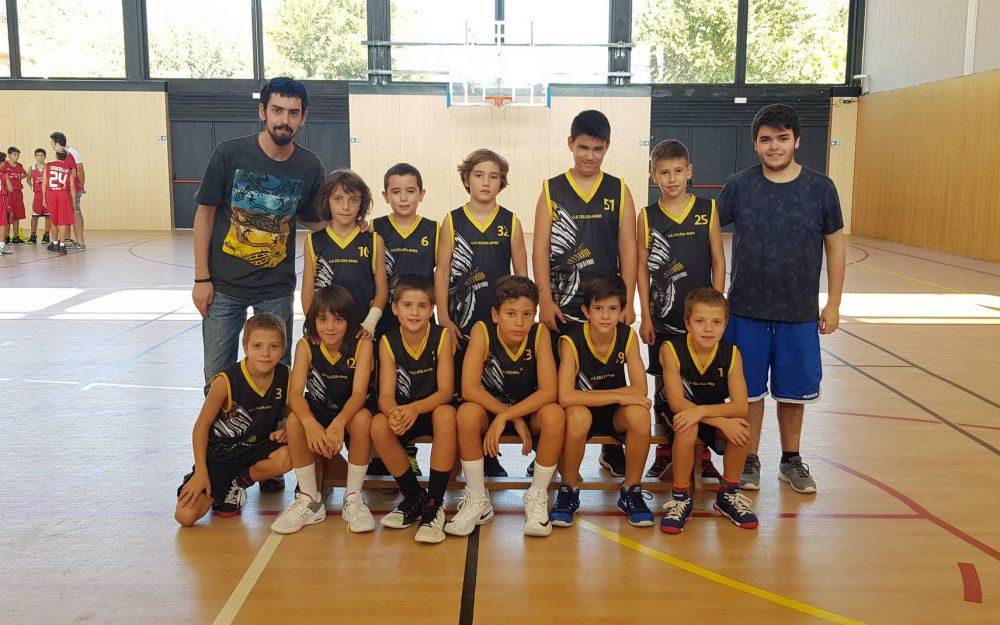 2018-10-06 Mini Masculí Unió Esportiva Cellera Amer