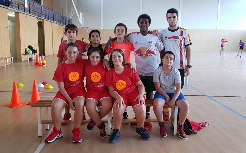 2018-10-08 mini mixte unió esportiva Cellera Amer Les Planes