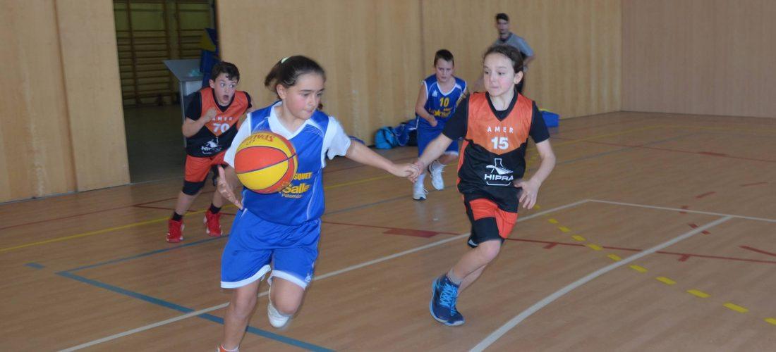 2019-01-26 Premini Unió Esportiva Cellera Amer Hipra - La Salle Palamós (7)