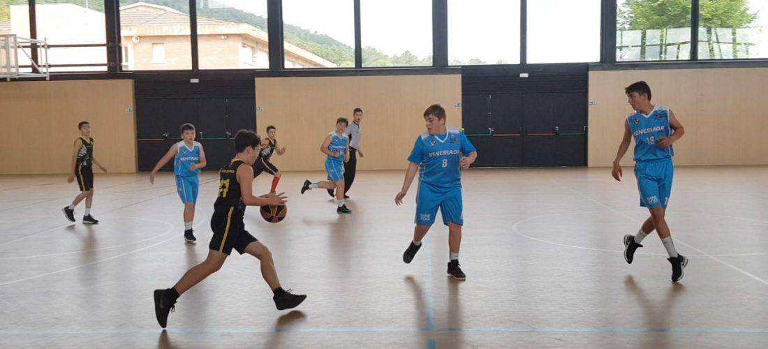 2019-05-18 preinfantil masculi unio esportiva cellera amer club bàsquet banyoles