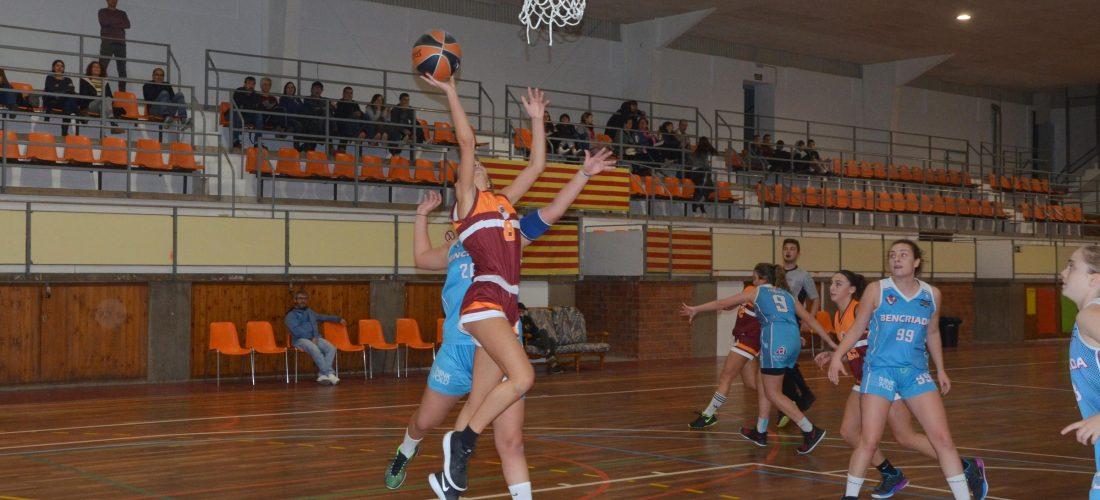 2019-11-09 Unió Esportiva Cellera Amer Les Planes - Club Bàsquet Banyoles Cadet Femení (5)