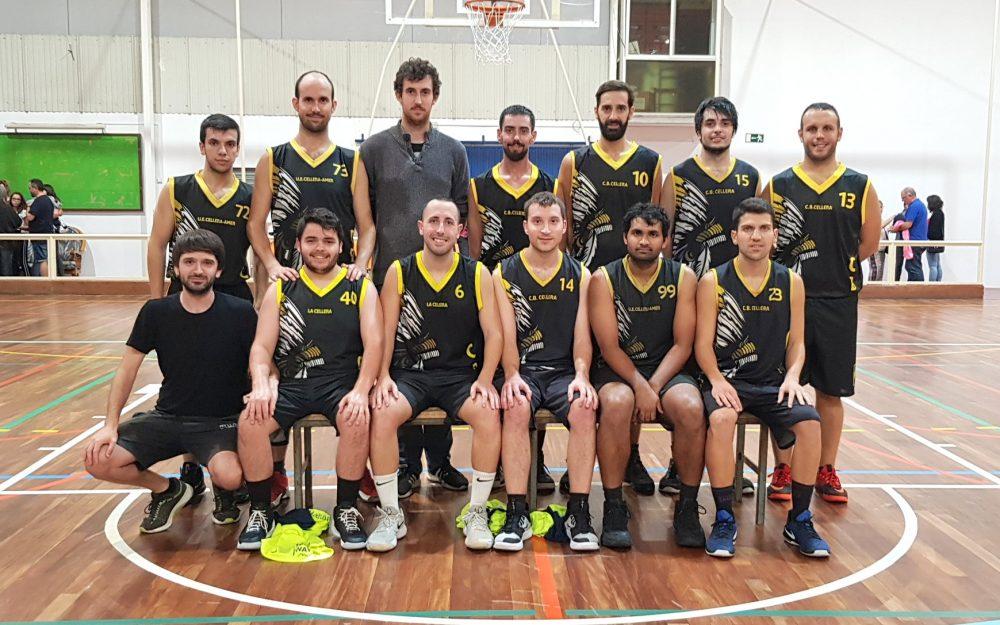 Sénior Territorial - Unió Esportiva Cellera Amer Les Planes (Octubre 2019)