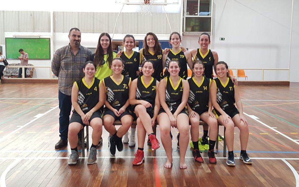 Sots-25 Femení, Unió Esportiva Cellera Amer Les Planes (Octubre 2019)