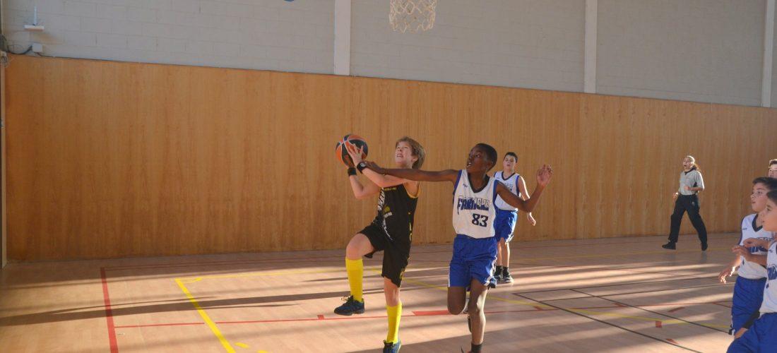 Unió Esportiva Cellera Amer Les Planes - CB Farners 2019-11-30 Mini Masculí (8)